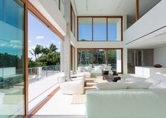 Filmmaker's stunning concrete modern house on market for $50M - Curbed