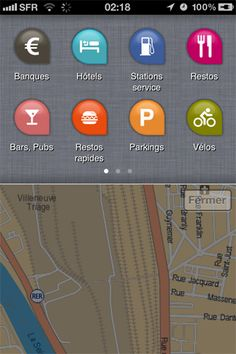 Mappy by Mappy - Mobile UI / UX Design