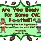 Are you ready for some football??!!  CVC Football that is!Maybe your favorite team is headed to the Super Bowl and you want to share the exciteme...