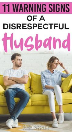 You may not notice red flags for what they are during the first few stages of your marriage, but trust that these will manifest anyway! Here are 11 warning signs of a disrespectful husband you should watch out for. Click to continue reading. Strong Marriage, Good Marriage, Marriage Advice, One Sided Relationship Quotes, Relationship Problems, Toxic Relationships, Healthy Relationships, Disrespect Quotes, Cheating Spouse