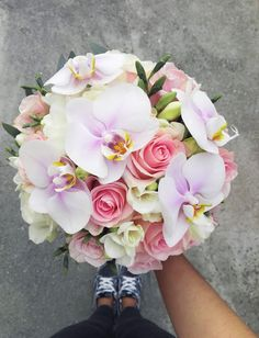 Flowers of Soul: Buchete de mireasa, nasa si cununie civila Prom Bouquet, Bride Bouquets, Boho Wedding, Floral Wedding, Wedding Day, Prom Flowers, Wedding Flowers, Civil Wedding, Wedding Hair And Makeup