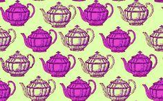 Cranberry Tea time