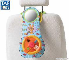 Taf Toys Kids Car Wheel Toy