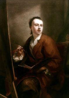Anton Raphael Mengs · Autoritratto · 1755 · ?