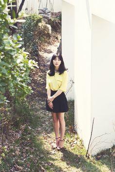 Song Hye Kyo (송혜교) | Black & Brilliance.