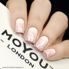 Пластина для стемпинга MoYou London Bridal 04 - купить с доставкой по Москве, CПб и всей России.