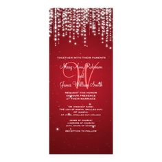 ReviewElegant Wedding Night Dazzle Red Custom InviteYes I can say you are on right site we just collected best shopping store that have