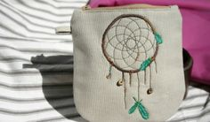 dream catcher healing pouch