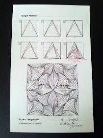 Drawing Ideas Mandalas Zentangle Patterns Ideas For 2019 Tangle Doodle, Tangle Art, Zen Doodle, Doodle Art, Zentangle Drawings, Doodles Zentangles, Doodle Drawings, Doodle Patterns, Zentangle Patterns