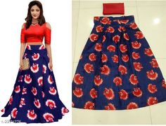 Lehengas Partywear Satin Women's Printed Lehengas Fabric: Lehenga - Satin Blouse - Satin  Size: Lehenga- Up To 44 in   Blouse - 0.80 Mtr Length: Lehenga -  Up To 42 in Flair: Lehenga - 2.25 Mtr Type: Lehenga - Semi - Stitched Blouse - Un-Stitched Description: It Has 1 Piece Of Lehenga With 1 Piece Of Blouse Work: Lehenga - Printed   Pattern : Blouse - Solid Country of Origin: India Sizes Available: Free Size, Semi Stitched   Catalog Rating: ★4 (688)  Catalog Name: Beautiful Partywear Satin Women's Printed Lehengas Set Vol 2 CatalogID_302548 C74-SC1005 Code: 313-2271276-546