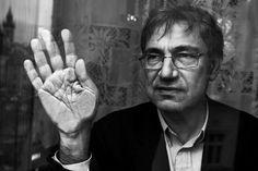 Orhan Pamuk por Stanislav Krupař