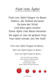 """""""Zehn kleine Geister"""" zu Halloween und Fasching"""