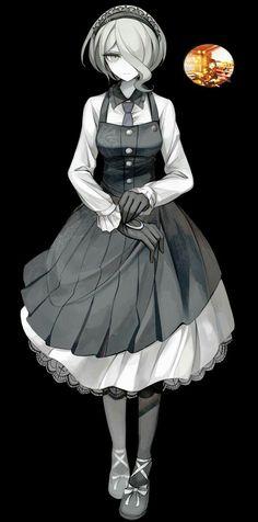 Yurio con vestido