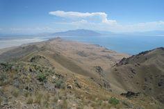 Frary Peak Trail, Antelope Island, Utah