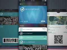 Apple Wallet UI Kit