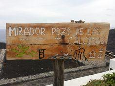 Mirador Pozo de las Calcosas, El Hierro, Islas Canarias, Canary Island.