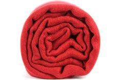 Acheter une écharpe de couleur rouge pas cher