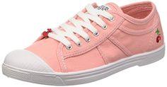 Le Temps des Cerises  Ltc Basic 02,  Damen Sneaker , Pink - Pink - Rose (Boudoir) - Größe: 38 - http://on-line-kaufen.de/le-temps-des-cerises/38-eu-le-temps-des-cerises-ltc-basic-02-damen-29