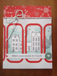 Handmade cards at Hart Designs: MIM #263