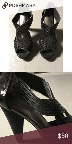 Madden Girl size 7.5 Super cute! Never been worn Madden Girl heels Madden Girl Shoes Heels