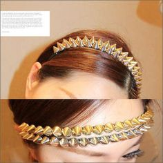 Studded Hair Band from #YesStyle <3 Clair Shop YesStyle.com