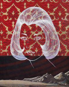 B.A. Lampman Illustration, Painting, Art, Fashion, Art Background, Moda, Fashion Styles, Painting Art, Kunst