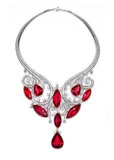2ab94d2b8e0c 28 mejores imágenes de Collar de diamantes