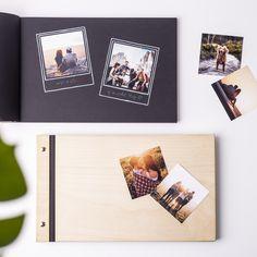 Jak oživit fotoalbum ❤️ Polaroid Film, Pictures, Photograph Album