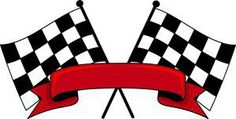 Kid Fonts Checkered Flags Clipart Image: Auto Racing Checkered Flags with the Red Banner in Front Hot Wheels Birthday, Hot Wheels Party, Race Car Birthday, Cars Birthday Parties, Birthday Nails, Disney Cars Party, Disney Pixar Cars, Bolo Motocross, Car Banner