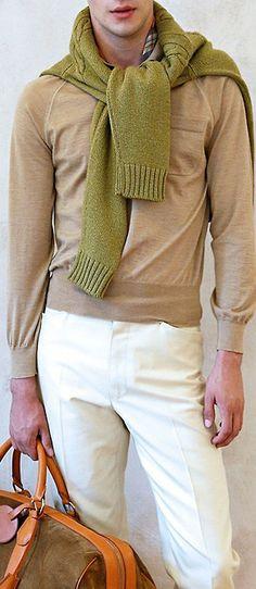 Dunhill S/S 2015 Menswear