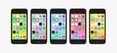 iPhone 5c was never meant to be entry-level phone