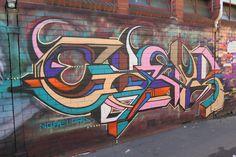 MELBOURNE GRAFFITI AUG 2015 | LAND OF SUNSHINE