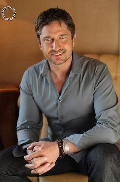 Gerard Butler...aka Hudson Chandler; friend of Mattea (& former fiance) wife of Grayson