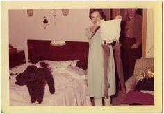 Charlotte..la maitresse de Gilbert le platrier.. Elle adorait deguiser Pepito son Caniche .. Gilbert aimait l'etre aussi....