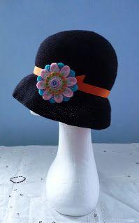 The Adventures of the Gingerbread Lady: TUTORIAL: Twenties Hat