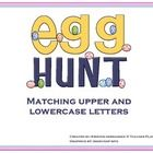 Enjoy this fun filled activity that will get your students excited about learning. Your students will match the upper and lowercase lettered eggs w...