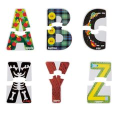 Alex Toys Little Hands, My Alphabet Puzzle