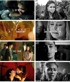 #The100