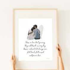 Those We Love Don't Go Away, Memorial Quote, Remembrance Quote, Remembrance Art, Miss You, Spouse Loss, Husband Loss, Loss of Huband, Gift Sympathy Quotes, Sympathy Gifts, Condolence Gift, Remembrance Quotes, Funeral Gifts, Bereavement Gift, Black Artwork, Memories Quotes, Condolences
