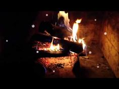 Virtual Fireplace with Relaxing Jazz/Blues Music (HD) - http ...