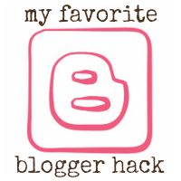 Something Swanky: desserts and designs.: My Favorite Blogger Hack: Horizontal Recent Posts Thumbnails (correct link)