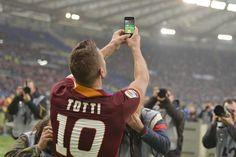 Selfie 1 #Roma2Lazio2  #SerieA #2014/2015