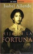 libros de isabel allende - la hija de la fortuna