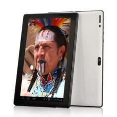 10.1 pulgadas - android 4.0 - RAM 1GB - CPU 1,2 Ghz Quad Core  www.importandroid.com