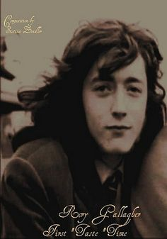 """Rory Gallagher - First """"Taste"""" Time"""