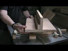 DIY : Gabarit de queue droite démonté et les dimensions ….. Kastepat