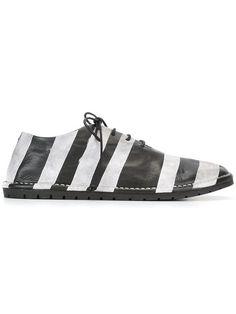 Comprar Marsèll zapatos oxford a rayas.