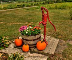 Water Pump by funygirl38, via Flickr