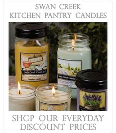 discount Swan Creek soy candles