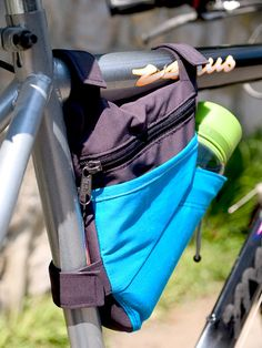 New bikers adventures in fort of you? Yey, and you need to get a new bike bag for the ride. This is a small bag mounted under the seat – crossbar